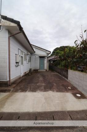 米永貸家[3DK/52.17m2]の駐車場