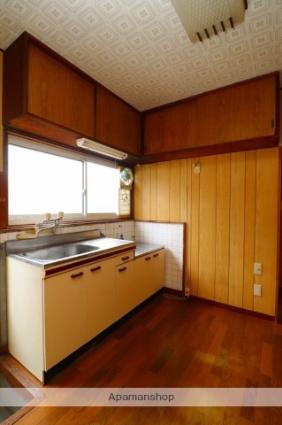 米永貸家[3DK/52.17m2]のキッチン