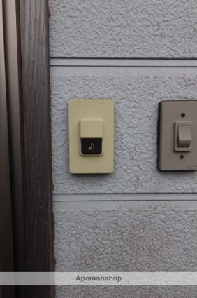 米永貸家[3DK/52.17m2]のセキュリティ