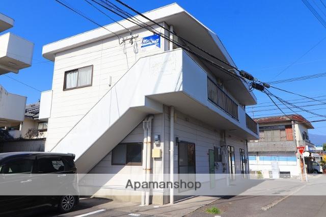 鹿児島県鹿屋市の築24年 2階建の賃貸アパート