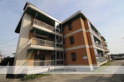 鹿児島県鹿屋市の築26年 3階建の賃貸マンション