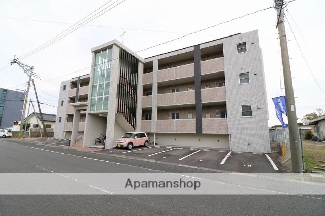 鹿児島県志布志市、志布志駅徒歩6分の築3年 3階建の賃貸マンション