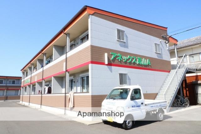 鹿児島県肝属郡肝付町の築3年 2階建の賃貸アパート