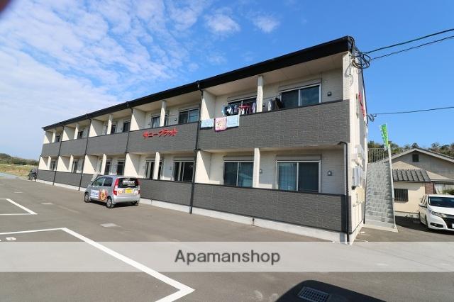 鹿児島県曽於郡大崎町の築3年 2階建の賃貸アパート