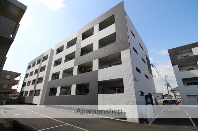 鹿児島県鹿屋市の築8年 4階建の賃貸マンション