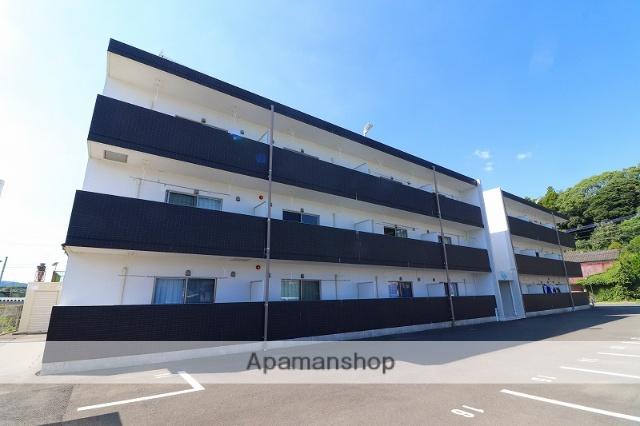 鹿児島県鹿屋市の新築 3階建の賃貸マンション