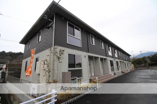 鹿児島県垂水市の築1年 2階建の賃貸アパート