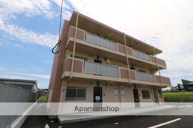 鹿児島県曽於市の新築 3階建の賃貸マンション