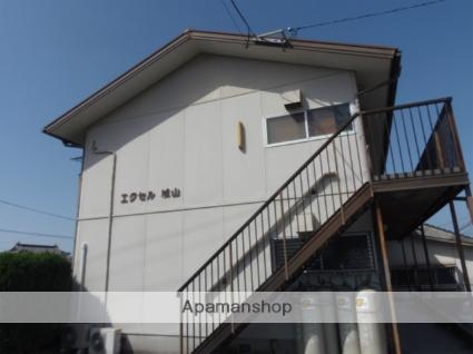 鹿児島県垂水市の築31年 2階建の賃貸アパート