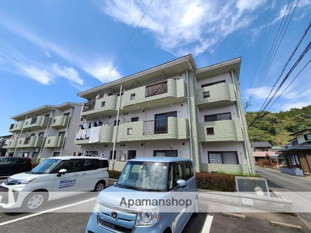 鹿児島県霧島市の築24年 3階建の賃貸マンション
