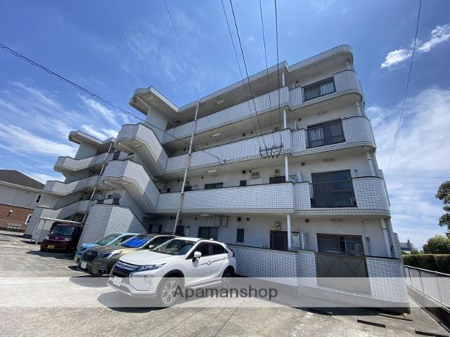 鹿児島県霧島市の築21年 4階建の賃貸マンション