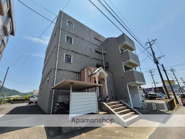 鹿児島県霧島市の築14年 4階建の賃貸マンション