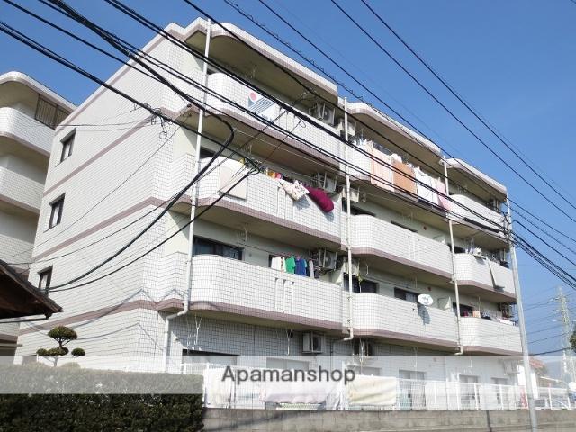鹿児島県霧島市の築20年 4階建の賃貸マンション