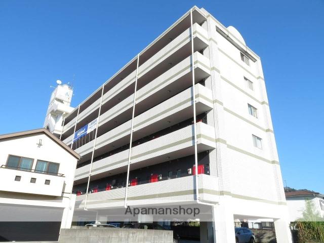 鹿児島県霧島市、国分駅徒歩6分の築24年 6階建の賃貸マンション