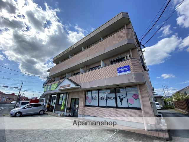 鹿児島県霧島市、国分駅徒歩7分の築17年 3階建の賃貸マンション