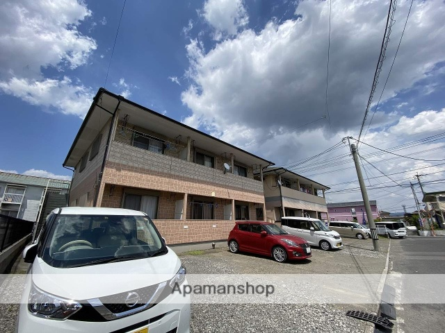鹿児島県霧島市の築9年 2階建の賃貸アパート
