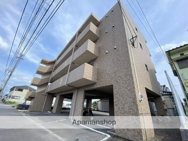 鹿児島県霧島市、隼人駅徒歩14分の築12年 4階建の賃貸マンション