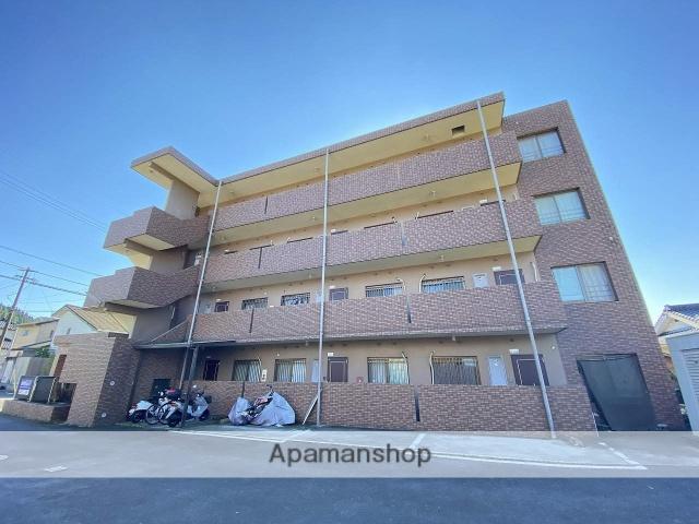 鹿児島県霧島市、日当山駅徒歩16分の築16年 4階建の賃貸マンション