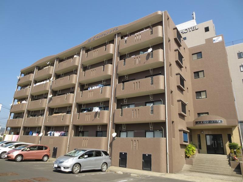 鹿児島県霧島市の築14年 5階建の賃貸マンション