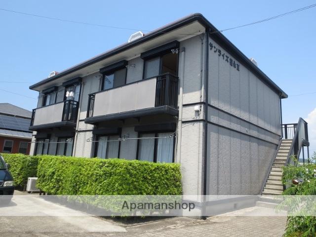 鹿児島県霧島市、隼人駅徒歩14分の築18年 2階建の賃貸アパート