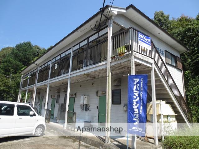 鹿児島県霧島市の築20年 2階建の賃貸アパート