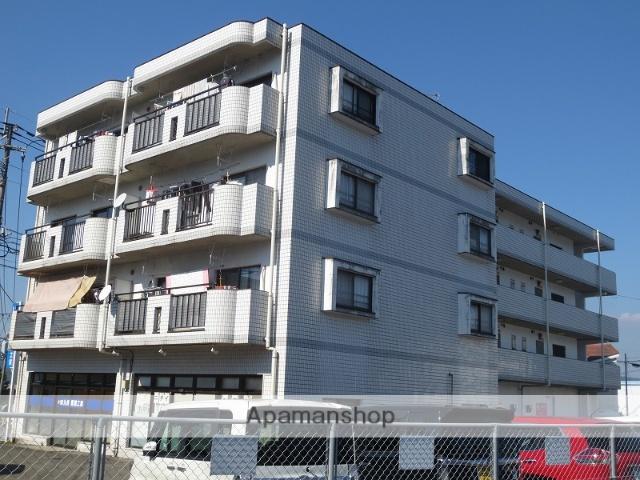 鹿児島県霧島市、国分駅徒歩10分の築24年 4階建の賃貸マンション