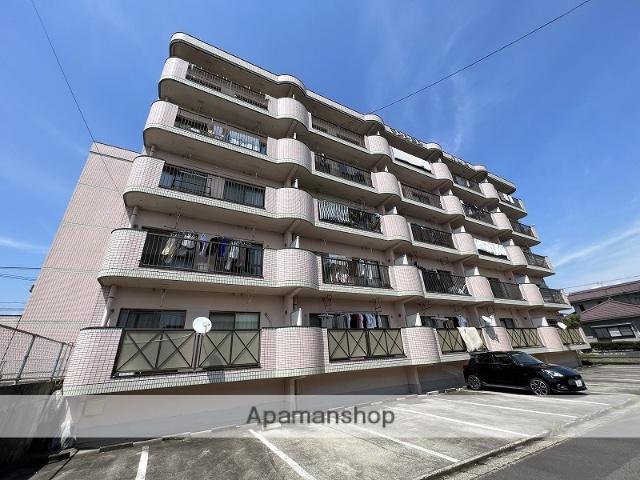 鹿児島県霧島市、隼人駅徒歩22分の築24年 5階建の賃貸マンション