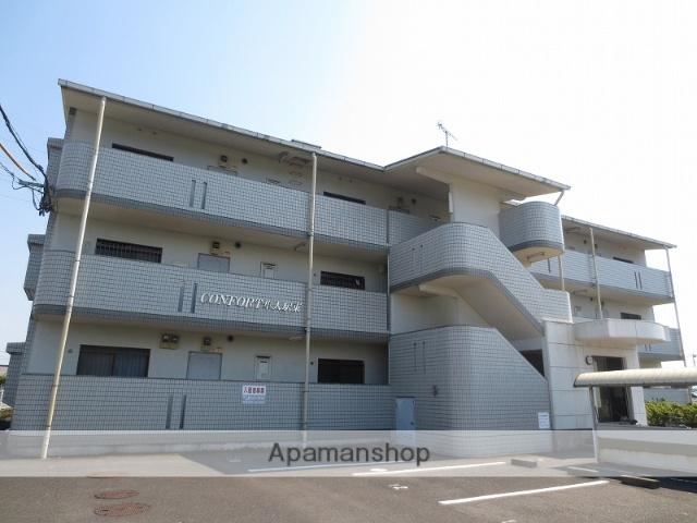 鹿児島県霧島市の築20年 3階建の賃貸マンション