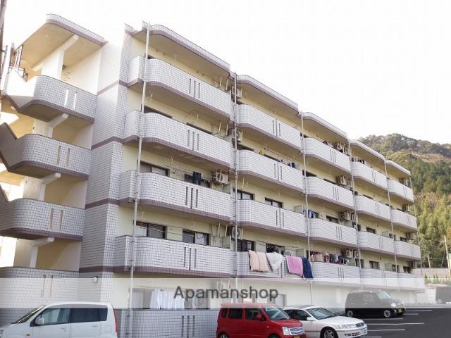 鹿児島県霧島市の築20年 5階建の賃貸マンション
