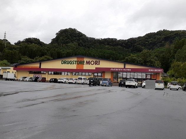 ドラッグストアモリ剣之宇都店 1000m