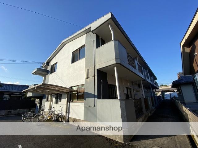 鹿児島県霧島市の築30年 2階建の賃貸マンション