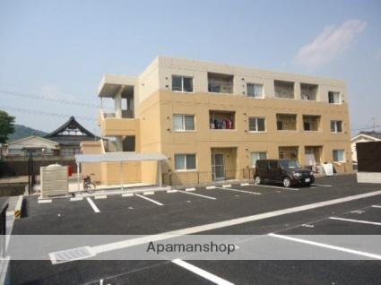 鹿児島県霧島市、隼人駅徒歩8分の築4年 3階建の賃貸マンション