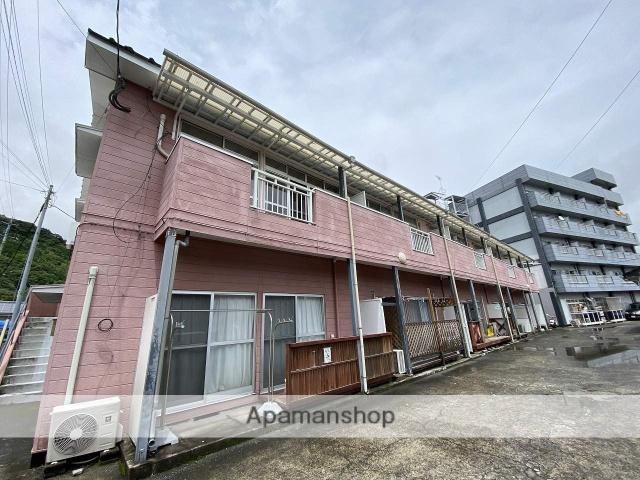 鹿児島県霧島市、隼人駅徒歩16分の築25年 2階建の賃貸アパート