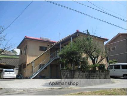 鹿児島県霧島市、国分駅徒歩10分の築31年 2階建の賃貸アパート