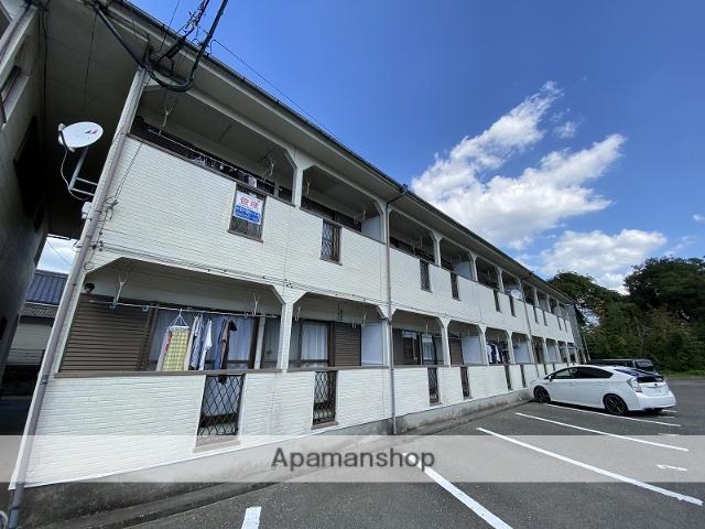 鹿児島県霧島市、隼人駅徒歩16分の築21年 2階建の賃貸アパート