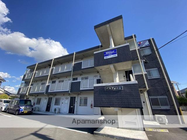 鹿児島県霧島市、隼人駅徒歩14分の新築 3階建の賃貸マンション