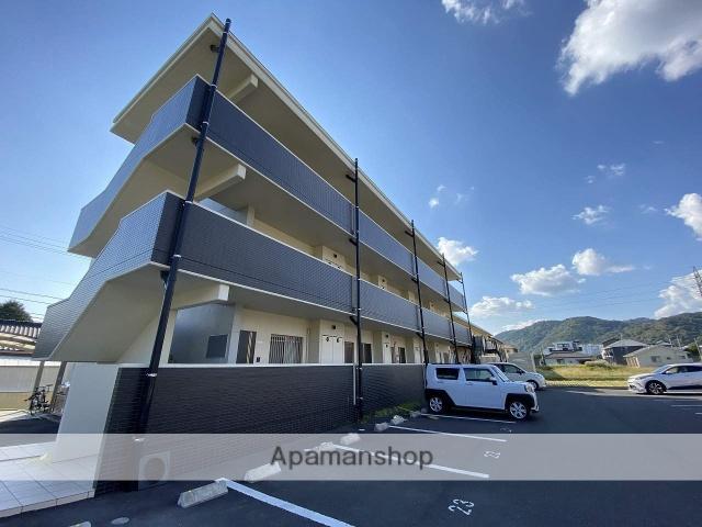 鹿児島県霧島市、日当山駅徒歩17分の新築 3階建の賃貸マンション