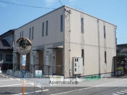 鹿児島県霧島市、国分駅徒歩30分の築11年 2階建の賃貸テラスハウス