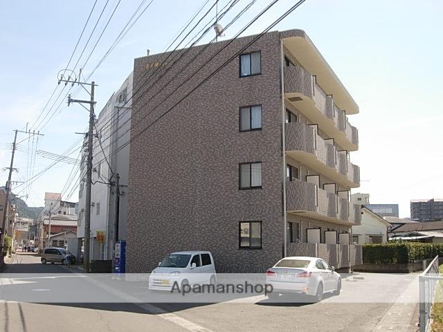 鹿児島県霧島市、国分駅徒歩9分の築17年 4階建の賃貸マンション