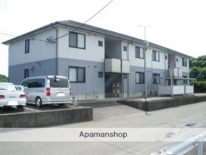 鹿児島県霧島市の築18年 2階建の賃貸アパート