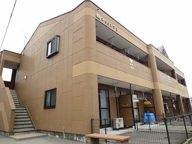 鹿児島県霧島市、隼人駅徒歩10分の築8年 2階建の賃貸アパート