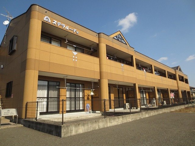 鹿児島県霧島市、隼人駅徒歩15分の築8年 2階建の賃貸アパート