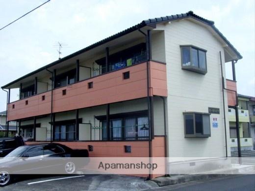 鹿児島県霧島市の築28年 2階建の賃貸アパート