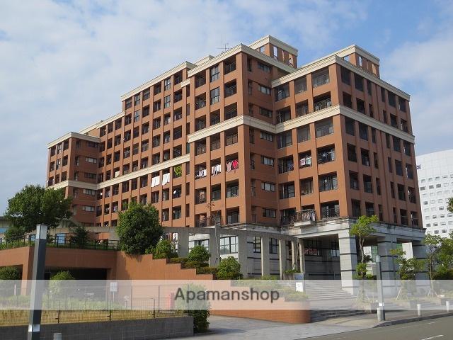 鹿児島県霧島市、隼人駅徒歩15分の築21年 11階建の賃貸マンション