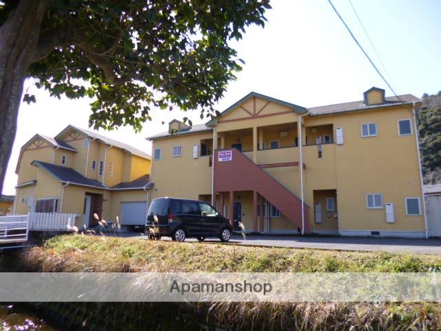 鹿児島県霧島市、日当山駅徒歩3分の築20年 2階建の賃貸アパート