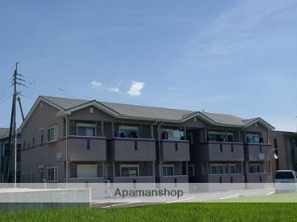 鹿児島県霧島市、国分駅徒歩14分の築17年 2階建の賃貸アパート