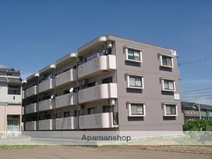 鹿児島県霧島市、国分駅徒歩20分の築20年 3階建の賃貸マンション