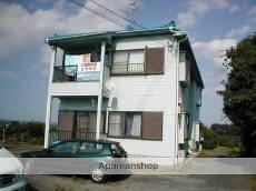 鹿児島県霧島市の築24年 2階建の賃貸アパート