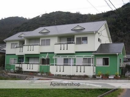 鹿児島県霧島市の築25年 2階建の賃貸アパート