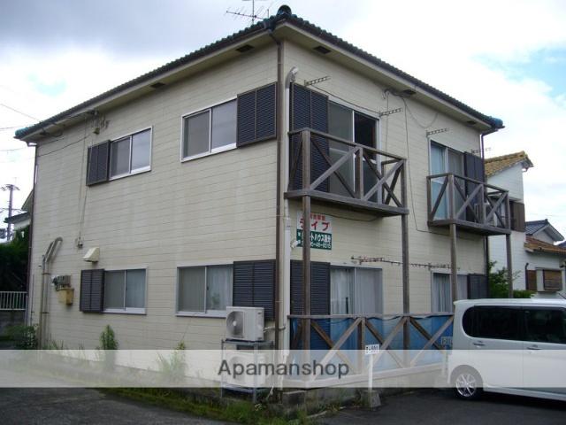 鹿児島県霧島市の築29年 2階建の賃貸アパート